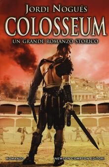 Colosseum - Jordi Nogués - copertina