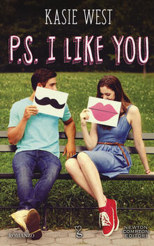 P. S. I like you - Kasie West - copertina