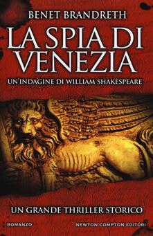 Nicocaradonna.it La spia di Venezia. Un'indagine di William Shakespeare Image