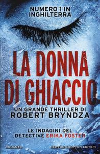 Libro La donna di ghiaccio Robert Bryndza