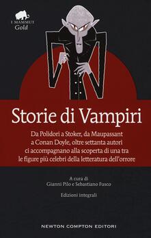 Criticalwinenotav.it Storie di vampiri. Ediz. integrale Image