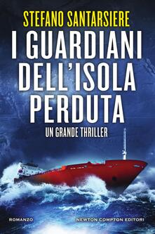 I guardiani dell'isola perduta - Stefano Santarsiere - ebook