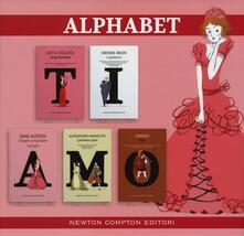 Alphabet. Ti amo - Lev Tolstoj,Henrik Ibsen,Jane Austen - copertina
