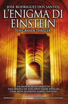 L' enigma di Einstein - Marta Lanfranco,José Rodrigues Dos Santos - ebook