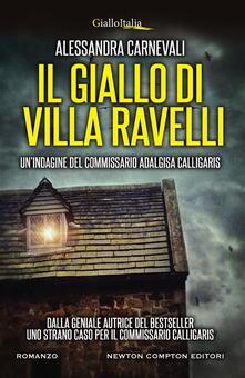 Il giallo di villa Ravelli - Alessandra Carnevali - ebook