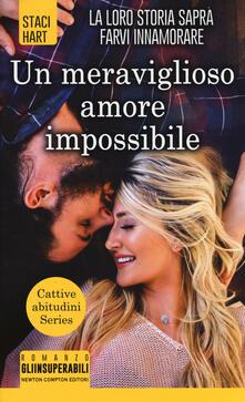 Un meraviglioso amore impossibile - Staci Hart - copertina