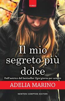 Il mio segreto più dolce - Adelia Marino - copertina