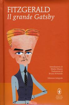 Il grande Gatsby. Ediz. integrale - Francis Scott Fitzgerald - copertina