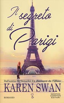 Il segreto di Parigi - Karen Swan - copertina