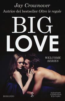 Letterarioprimopiano.it Big love. Welcome series Image