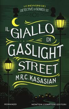 Lpgcsostenible.es Il giallo di Gaslight street. Le indagini dei detective di Gower St Image