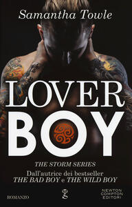 Lover boy. The Storm series