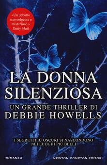 La donna silenziosa - Debbie Howells - copertina