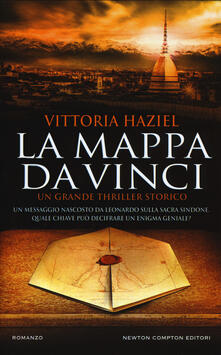 La mappa da Vinci - Vittoria Haziel - copertina