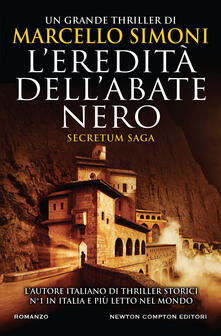 L' eredità dell'abate nero. Secretum saga - Marcello Simoni - ebook