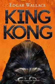 King Kong - Edgar Wallace - ebook
