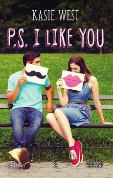 P. S. I like you - Kasie West,Angela Ricci - ebook