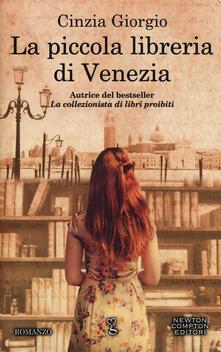 La piccola libreria di Venezia - Cinzia Giorgio - copertina