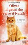 Libro Oliver, il gatto che salvò il Natale