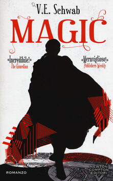 Magic - V. E. Schwab - copertina