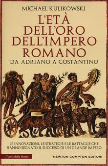 Osteriacasadimare.it L' età dell'oro dell'impero romano. Da Adriano a Costantino Image
