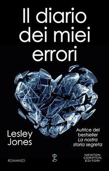 Il diario dei miei errori. Carnage series - Lesley Jones - ebook