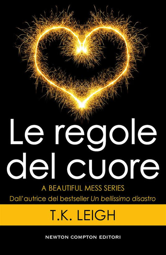 Le regole del cuore. A beautiful mess series - T. K. Leigh - ebook