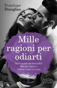 Mille ragioni per odiarti. Devil's night series - Penelope Douglas,Elena Paganelli - ebook