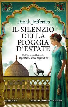 Il silenzio della pioggia d'estate - Dinah Jefferies,Valentina Francese - ebook