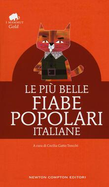 Le più belle fiabe popolari italiane - copertina