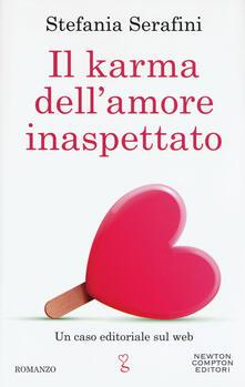 Il karma dell'amore inaspettato - Stefania Serafini - copertina