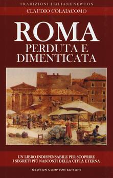 Tegliowinterrun.it Roma perduta e dimenticata Image