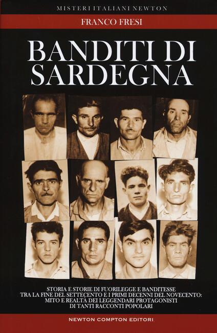 Banditi di Sardegna - Franco Fresi - copertina