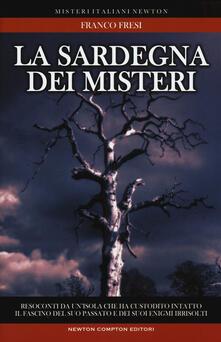 La Sardegna dei misteri - Franco Fresi - copertina