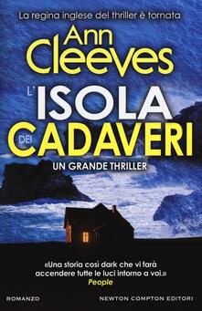 L' isola dei cadaveri - Ann Cleeves - copertina