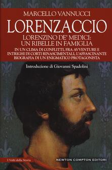 Vitalitart.it Lorenzaccio. Lorenzino de' Medici: un ribelle in famiglia Image