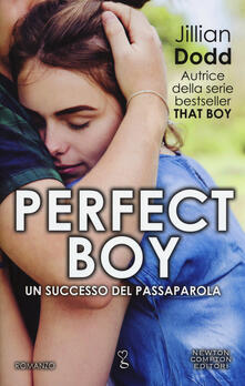 Perfect boy. Stalk series - Jillian Dodd - copertina