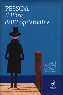 Il libro dell'inquietudine - Fernando Pessoa - copertina