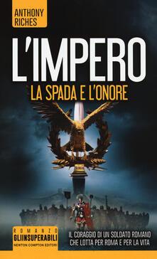 Grandtoureventi.it La spada e l'onore. L'impero Image