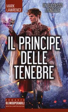Il principe delle tenebre - Mark Lawrence - copertina