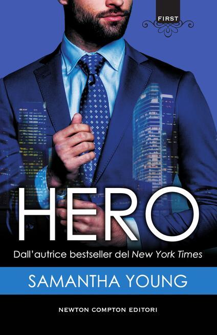 Hero - Emanuele Boccianti,Francesca Noto,Samantha Young - ebook