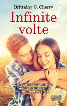 Infinite volte - Brittainy C. Cherry,Mariacristina Cesa,Perugini Maria Grazia - ebook