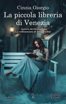 La piccola libreria di Venezia - Cinzia Giorgio - ebook