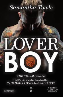 Lover boy. The Storm series - Carla De Pascale,Samantha Towle - ebook
