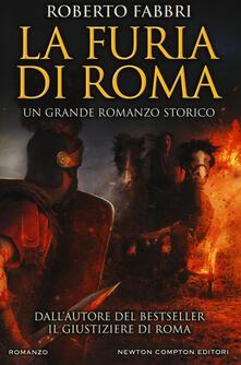 La furia di Roma - Roberto Fabbri - copertina