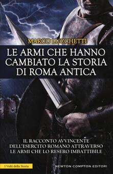 Winniearcher.com Le armi che hanno cambiato la storia di Roma antica Image