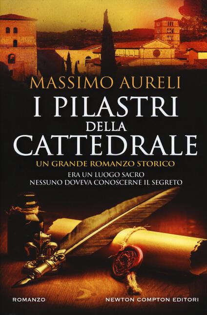 I pilastri della cattedrale - Massimo Aureli - copertina