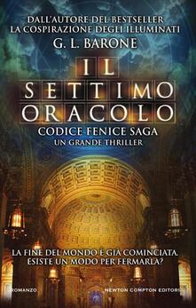 Il settimo oracolo. Codice Fenice saga - G. L. Barone - copertina