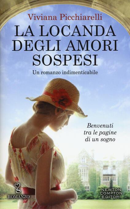 La locanda degli amori sospesi - Viviana Picchiarelli - copertina