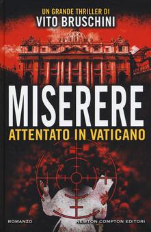 Camfeed.it Miserere. Attentato in Vaticano Image